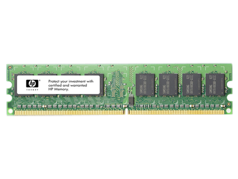HP 4GB (1X4GB) 1333MHZ PC3-10600 CL9 DUAL RANK ECC UNBUFFERED DDR3