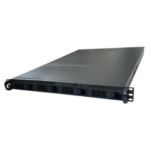 Chassis SN104H-500W - 1x500W Power Supply