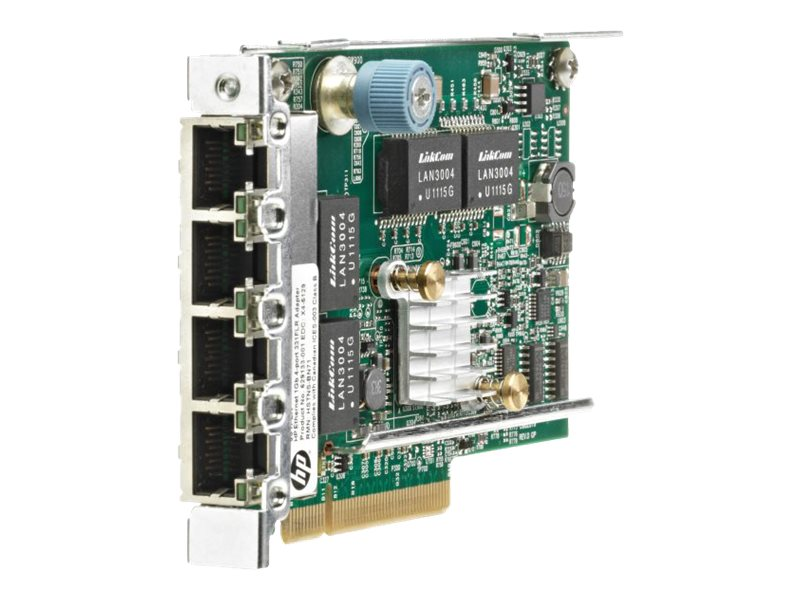 HPE Ethernet 1Gb 4-port 331FLR Adapter - 634025-001