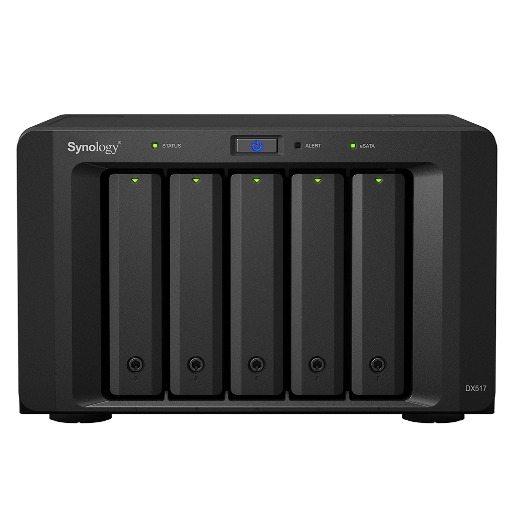 Synology DX517 5-Bay Expansion Enclosure