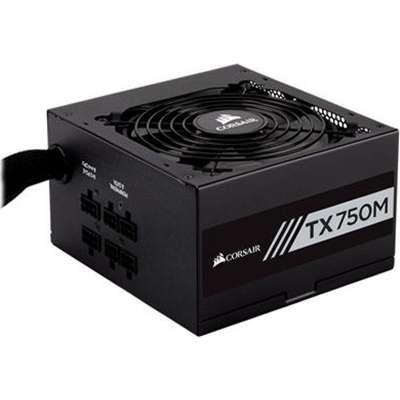 CORSAIR TX Series TX750M 750W 80 PLUS Gold Modular Power Supply