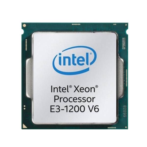 Intel® Xeon® Processor E3-1240 v6 8M Cache, 3.70 GHz TM-T130