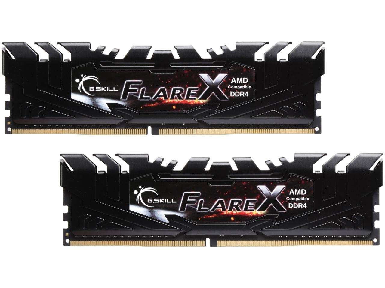 RAM PC DDR4 GKILL 8GB F4-2400C16S-8GFXR Flare-X(AMD)