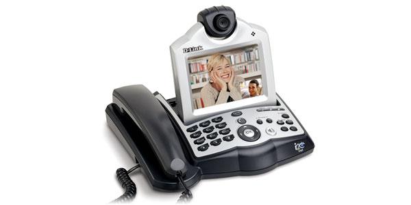 Điện Thoại Video IP Phone D-Link DVC-2000