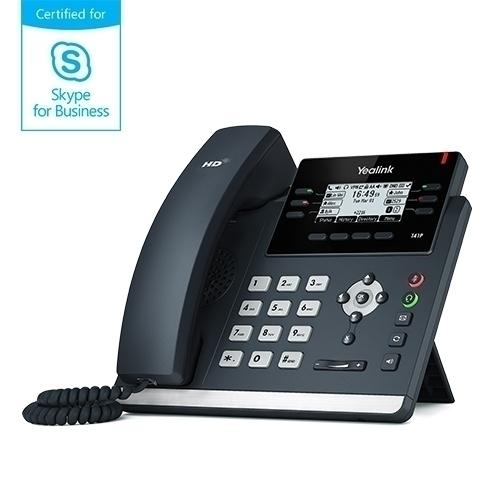 Điện Thoại Yealink SIP-T42G-Skype