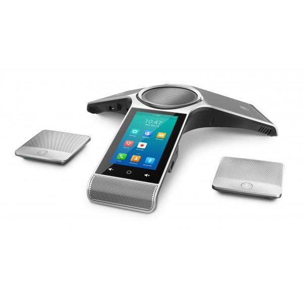 Điện Thoại Hội Nghị Yealink CP960 - Wireless Mic Hệ điều hành Android 5.1 OS