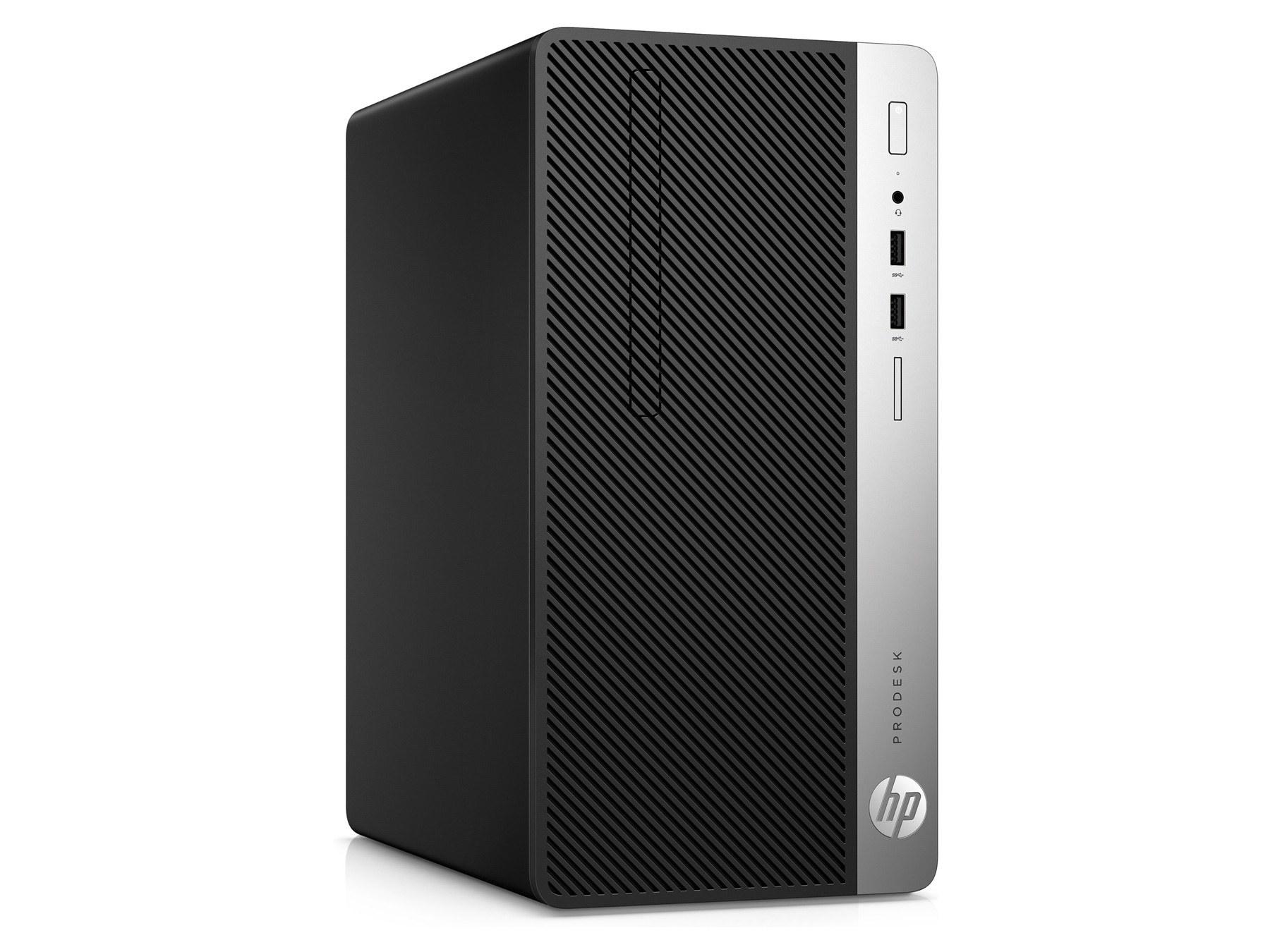Máy tính để bàn HP ProDesk 400 G4 (1HT55PA) Microtower