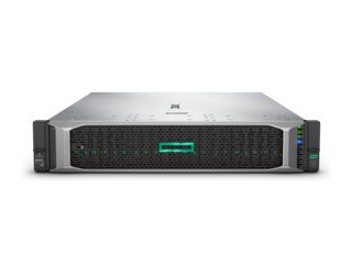 Chassis HP DL380 G10 - 1x500W Power Supply ( up to 16 x hdd )