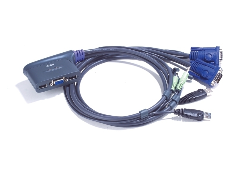 ATEN CS62US : KVM Switch