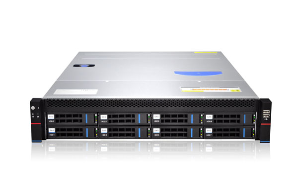 Server Chassis Gooxi RMC2108-670-HS (2 x 800W) 8HDD