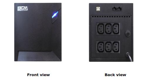 Powercom RPT-2000AP 2KVA UPS