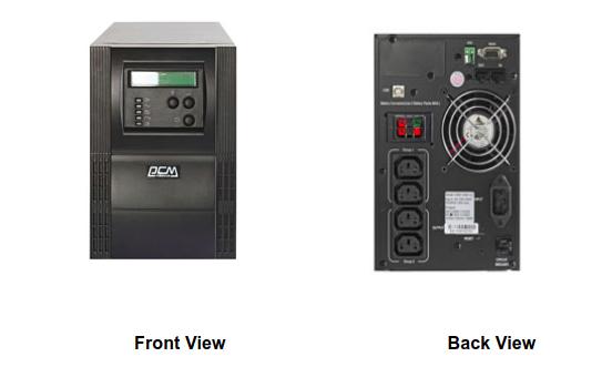 UPS Powercom VGS-1000