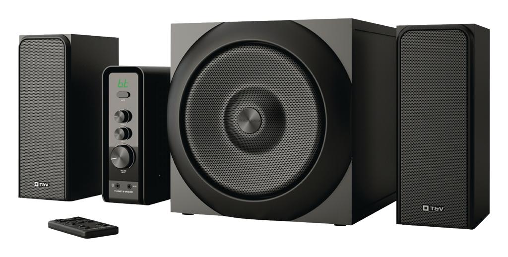 Loa Bluetooth Thonet & Vander RATSEL BT 2.1-72W
