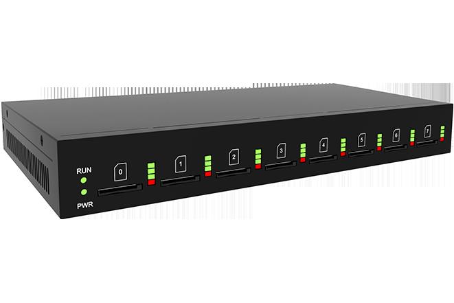 Gateway Dinstar UC2000-VE-8G-B