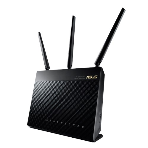AC1900 Dual Band Gigabit Wi-Fi Router ASUS RT-AC68U