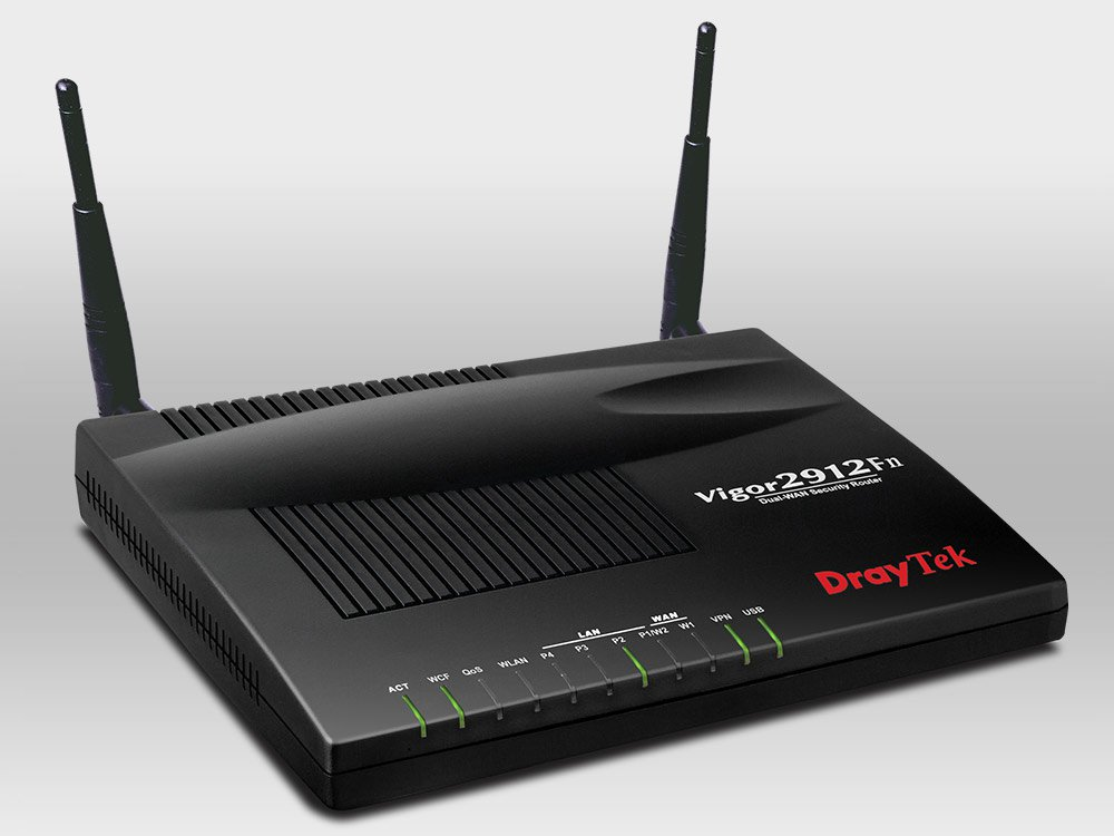 Draytek Vigor2912Fn Wireless Fiber router