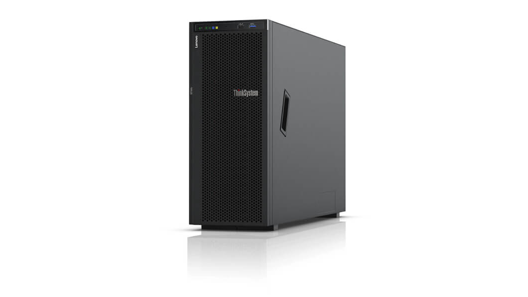 Chassis ThinkSystem ST550 TOWER (4U) 2 x 550W ( 4 or 8 x 3.5-inch SAS/SATA )