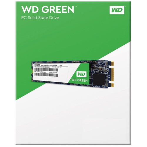 Western Digital WD Green SSD 2.5'' 120GB (M2-2280)