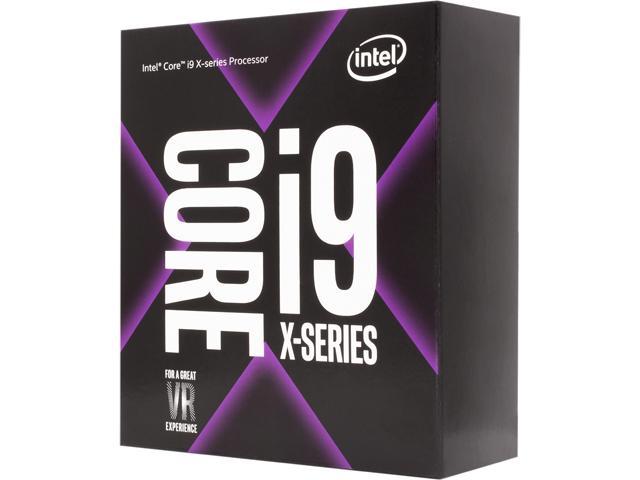 Bộ xử lý chuỗi Intel® Core™ i9-7900X X 13.75M bộ nhớ đệm, tối đa 4.30 GHz