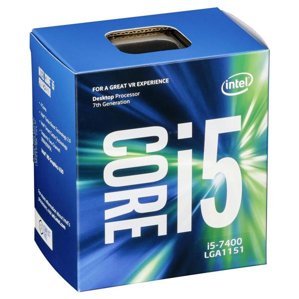 Bộ xử lý Intel® Core™ i5-7400 6M bộ nhớ đệm, lên đến 3.50 GHz