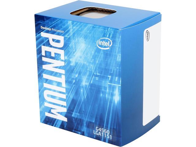 Bộ xử lý Intel® Pentium® G4560 3M bộ nhớ đệm, 3,50 GHz