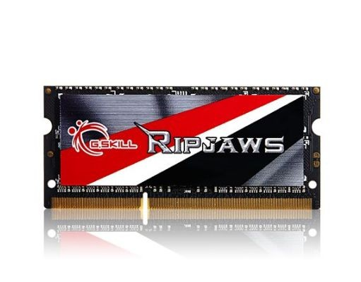 Gskill Ripjaws SO-DIMM 4GB DDR3 12800 for notebook F3-1600C11S-4GRSL