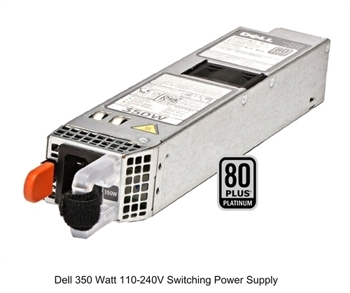 Dell  350W Power Supply for PowerEdge R330 - 2GT47