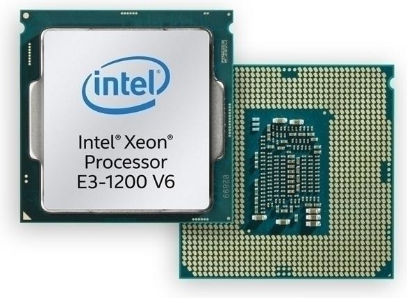 Intel® Xeon® Processor E3-1220 v6 8M Cache, 3.00 GHz -TM-R330-2.5