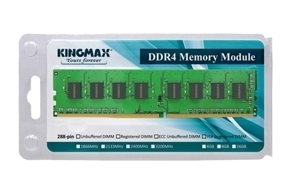 Ram PC Kingmax 16GB DDR4 Bus 2400