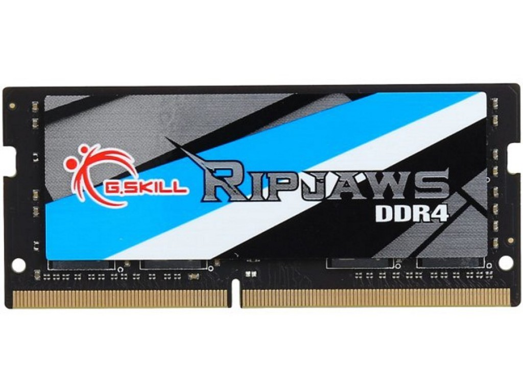 G.skill Ripjaws - 8GB (1x8GB) DDR4 2133MHz (For notebook) F4-2133C15S-8GRS_SO-DIMM