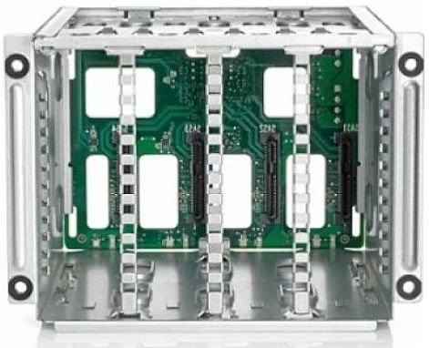 HPE DL38X GEN10 SFF BOX1/2 CAGE/BACKPLANE KIT
