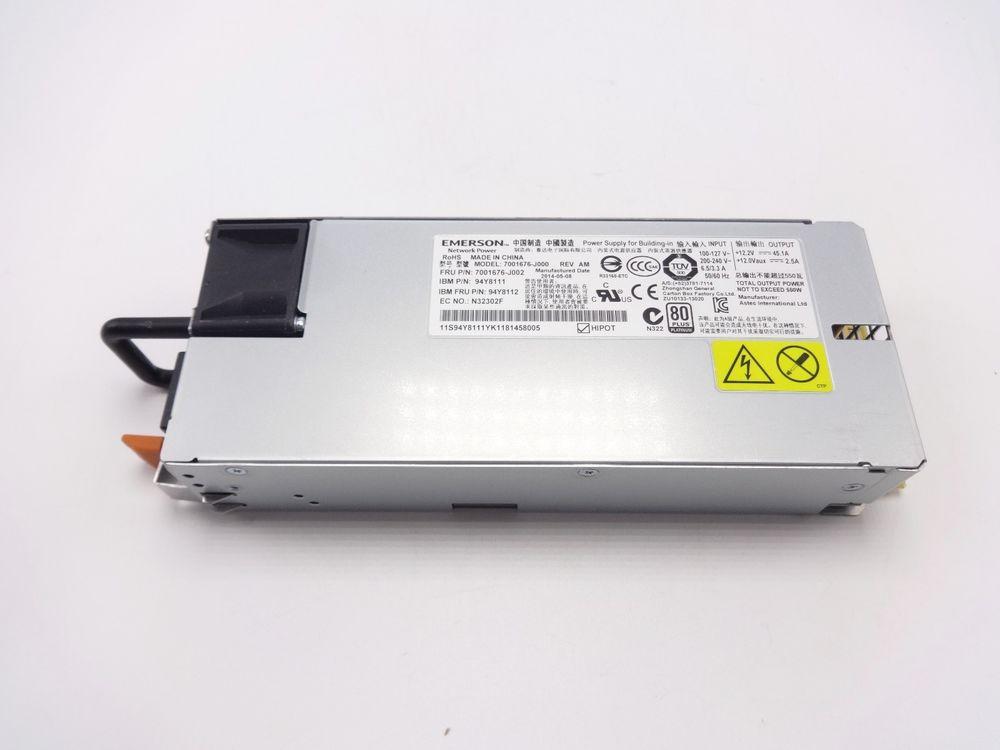 PSU IBM X3650 M4 -550W 94Y8112