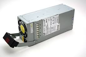 HP POWER SUPPLY 550W 80 PLUS SILVER NON HOT PLUG NHPPS FOR HPE PROLIANT DL60 G9 / DL80 G9 / DL120 G9 / DL160 G9 / DL180 G9 ( KIT PN: 730941-B21 ) (766879-001)