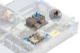 Dell EMC R640 Heat Sink