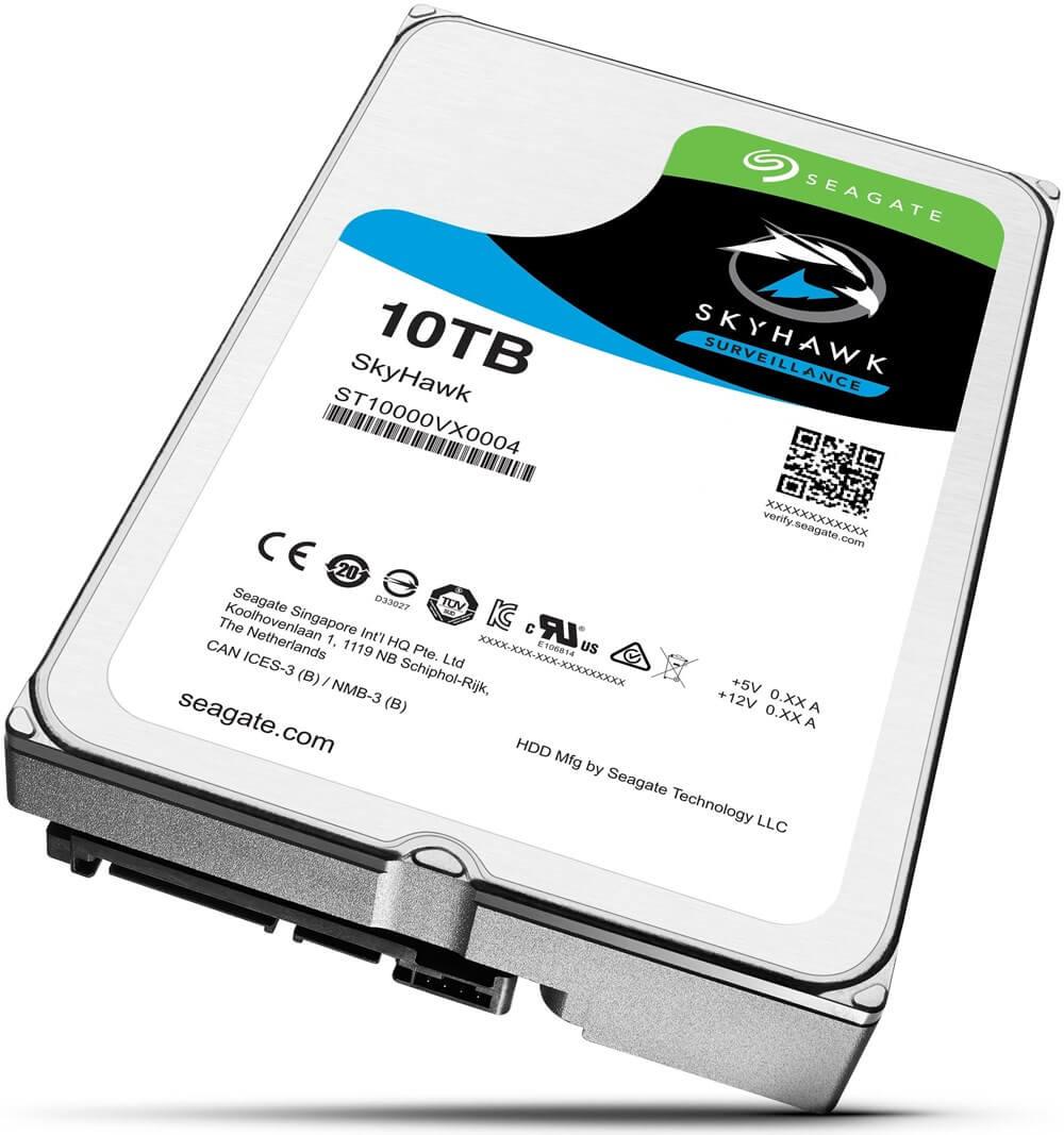 Ổ Cứng HDD Seagate SkyHawk Surveillance 10TB 3.5