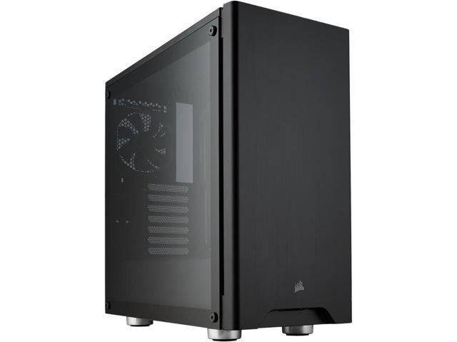 CASE Corsair Carbide Series 275R (CC-9011132-WW) Black Steel / Plastic / Tempered Glass ATX Mid Tower Gaming Case