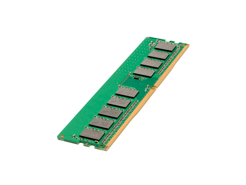 HPE 8GB (1x8GB) Single Rank x8 DDR4-2400 CAS-17-17-17 Unbuffered Standard Memory Kit