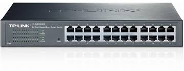 24-Port Gigabit Easy Smart Switch TP-LINK TL-SG1024DE