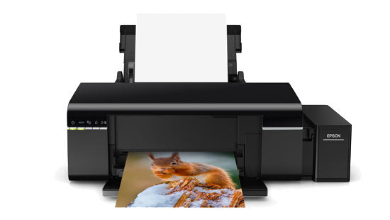 Máy In Printer Epson L805 Wi-Fi Photo Ink Tank C11CE86501