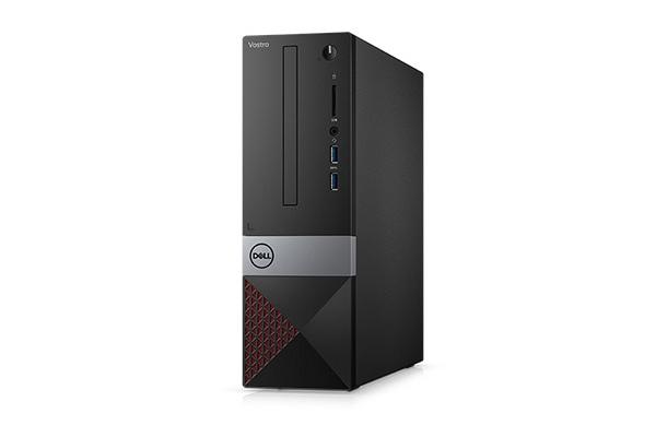 Máy tính để bàn Dell Vostro 3470 ST i3-8100 - 4GB - 1TB - DVD RW