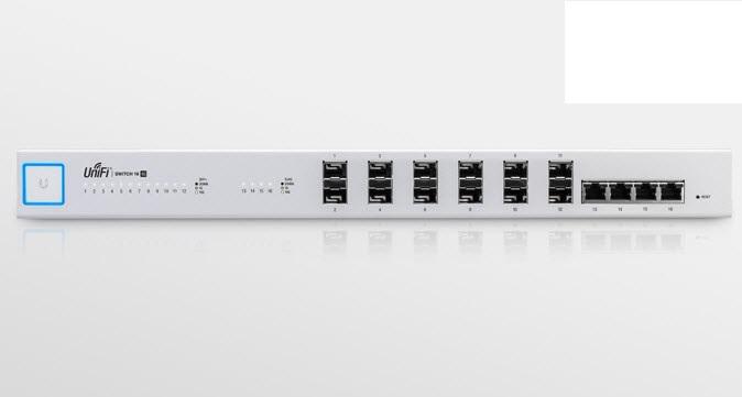 Thiết bị chuyển mạch UniFi Switch US-8-60W