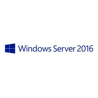 Microsoft Windows Server 2016 Standard Edition - License - 16 Core - OEM - Reseller Option Kit