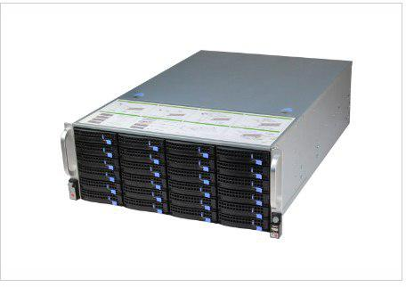 Chassis SSNR424H - 2x1200W Power Supply