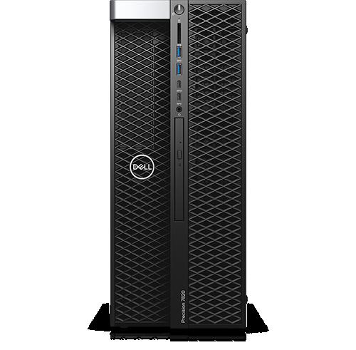 Dell Precision 7820 Tower (42PT78D021) Xeon Bronze 3104/ 2x8GB/ 2TB/ NVIDIA Quadro P2000 5GB/ 3Yrs Warranty