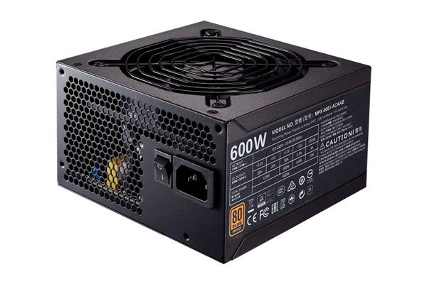Nguồn Cooler Master MWE BRONZE 600