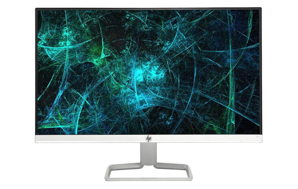 Màn hình LCD HP 24'' 24F 3AL28AA (Đen)