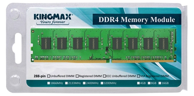 Ram PC Kingmax 4Gb DDR4  bus 2400