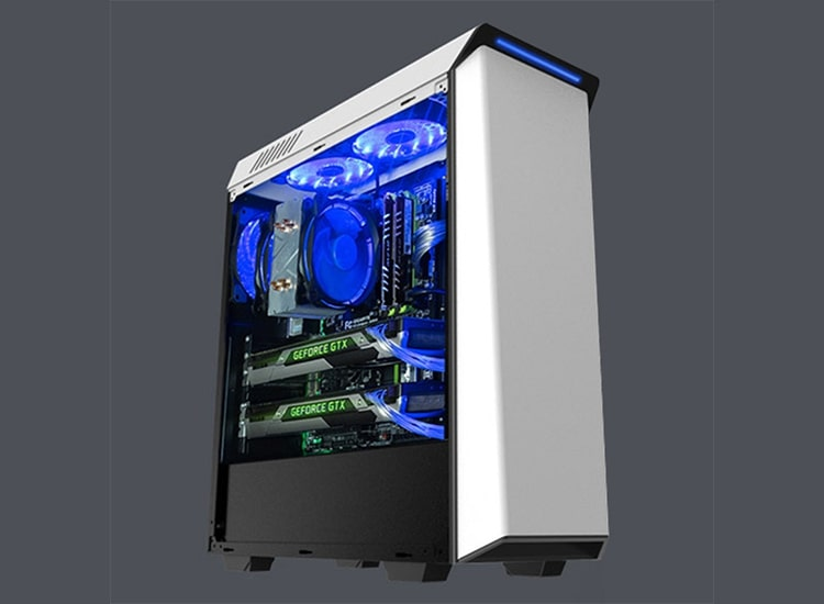 Vỏ case 1STPlayer Bullet Hunter H3 ATX (case server)