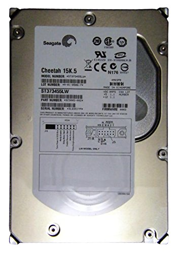 9Z3005-002 Seagate 73GB 15000RPM Ultra 320 SCSI 3.5 inch Cheetah Hard Drive
