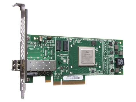 HPE StoreFabric SN1200E 16Gb Single Port Fibre Channel Host Bus Adapter